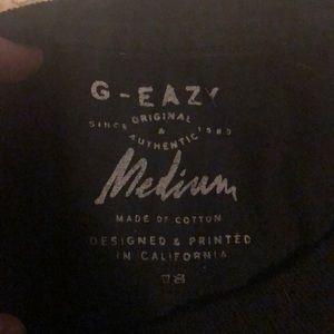 Shirts - G Eazy Merch